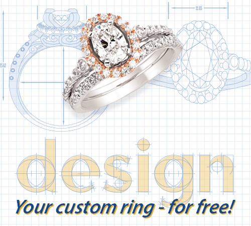 image of design your custom ring mobile
