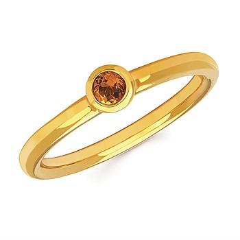 Ostbye Citrine Ring